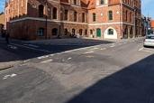 Ehemalige Altstädter Rathaus; heute ist hier das Amtsgericht untergebracht