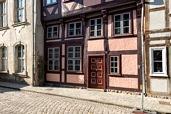 Woonhuis Kramstraße 16 gebouwd in 1601
